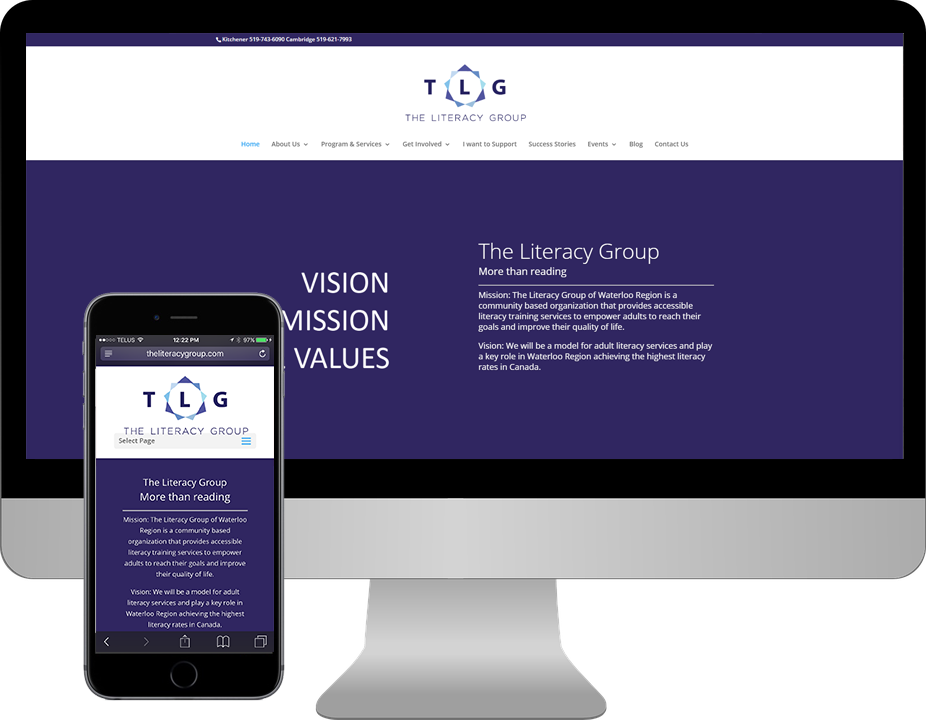 The Literacy Group of Waterloo Region