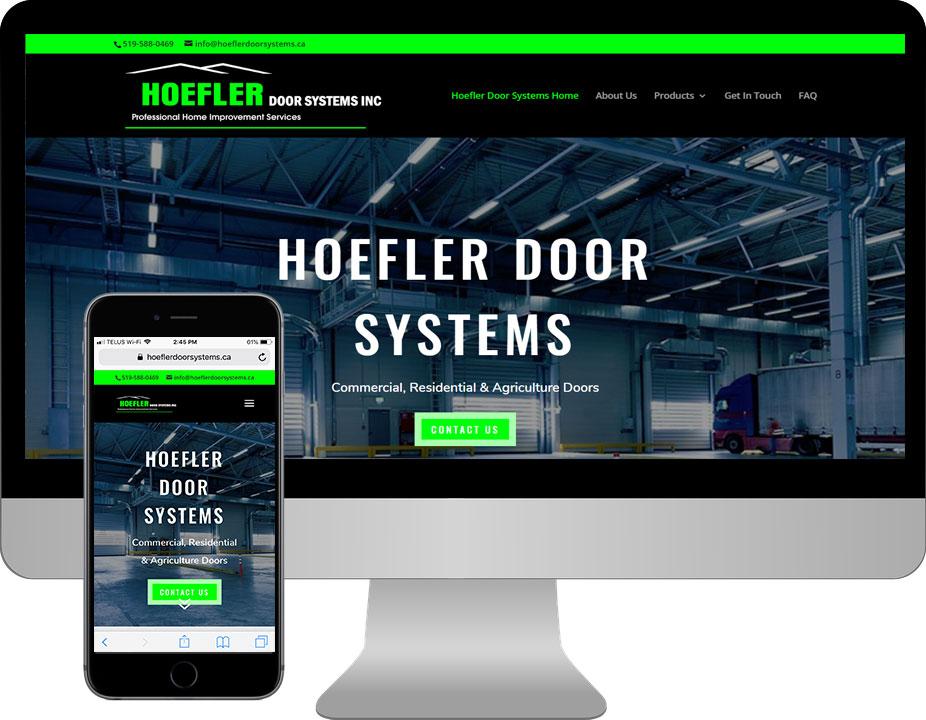 Hoefler Door Systems Inc.